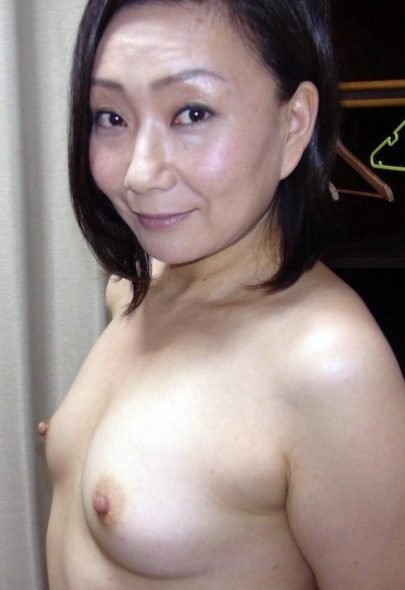 Coy Asian Housewife