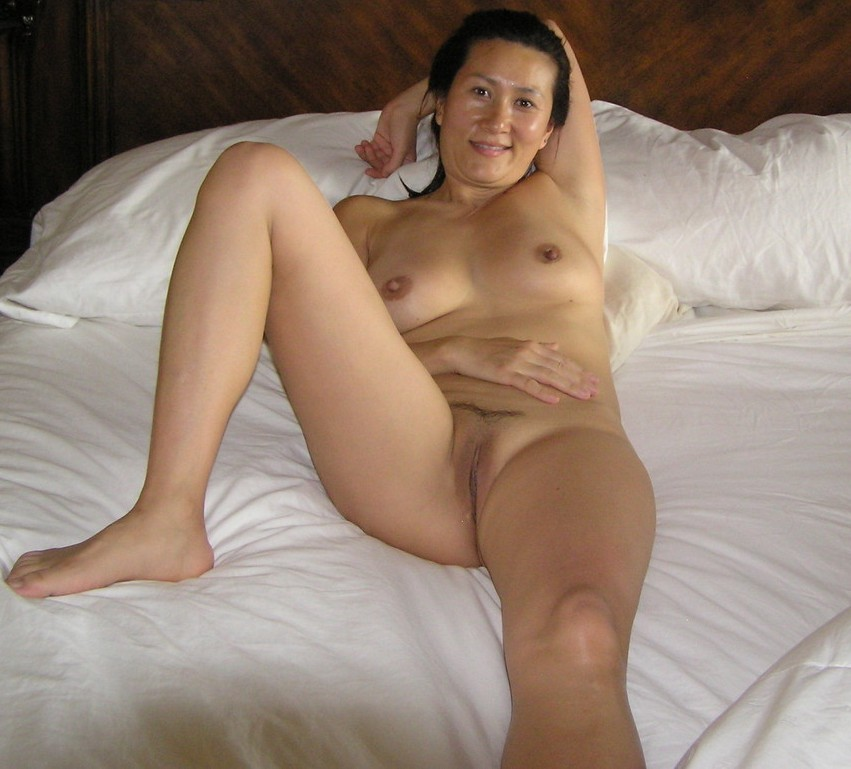 Mature Asian Housewife